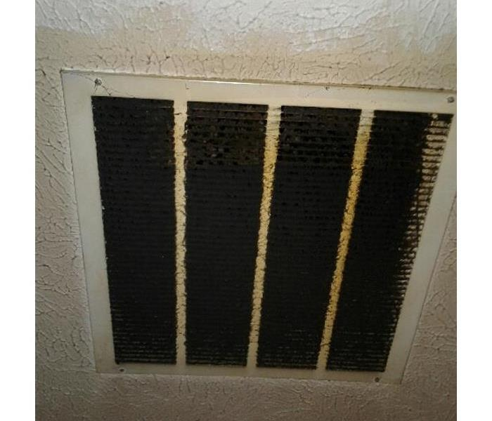 Vent and Duct Cleaning after Fire Damage