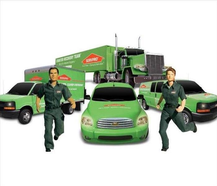 Water Damage SERVPRO of Sangamon County 24 Hour Emergency Water Damage Service