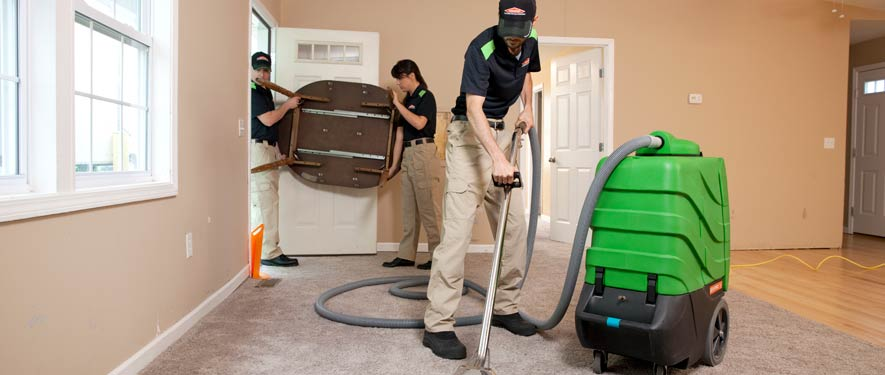 Springfield, IL residential restoration cleaning